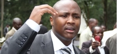 MP Keter arrested for faking Treasury Bills