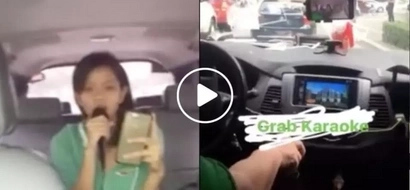 Karaoke fans, you better find this awesome Grab driver who lets his passengers sing while on the road!