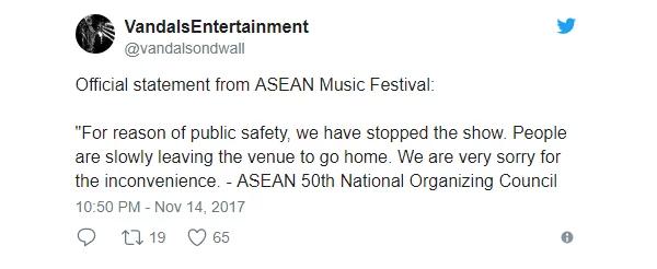 Outspoken talaga siya! Chito Miranda speaks up about the ASEAN Music Festival