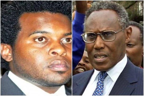 Mwanaye aliyekuwa Naibu Rais Marehemu George Saitoti, Zachary, amefunga ndoa kwa Siri?