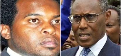 Habari za kushangaza kumhusu mwanawe Marehemu George Saitoti zaibuka