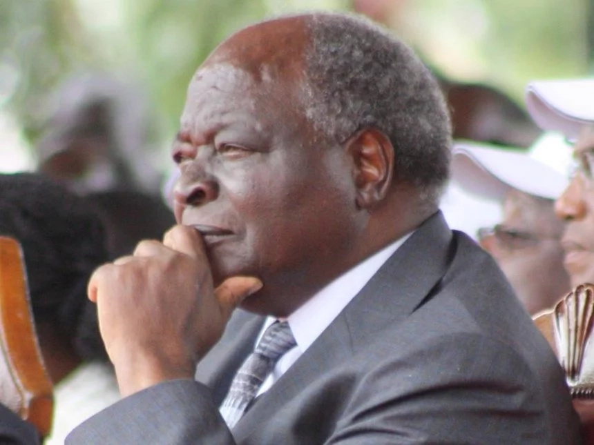 The life-saving surgery that Mwai Kibaki underwent