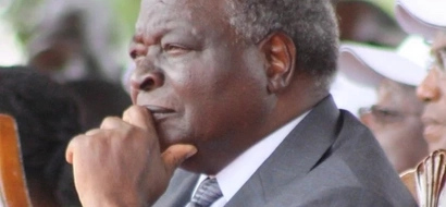 How top politicians reacted to Mwai Kibaki's illness