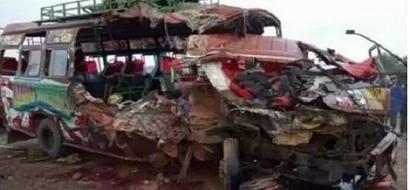 Habari za kusikitisha kuhusu ajali mbaya iliyowaua watu 8 zaibuka