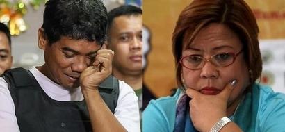 Magkarelasyon pala talaga! Dayan confesses his love for Senator Leila De Lima as pure and strong