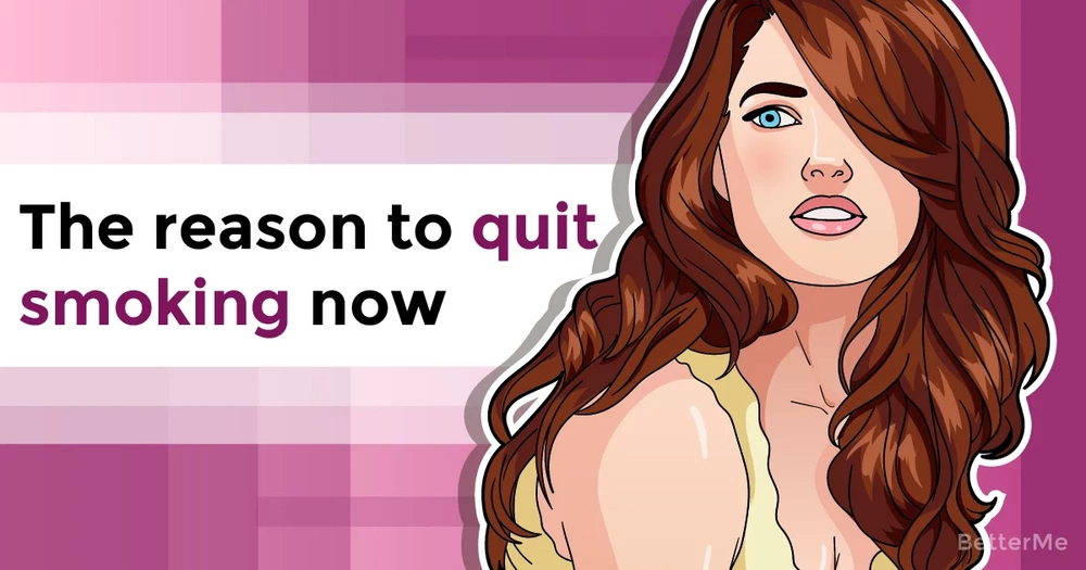The reasons to quit smoking now