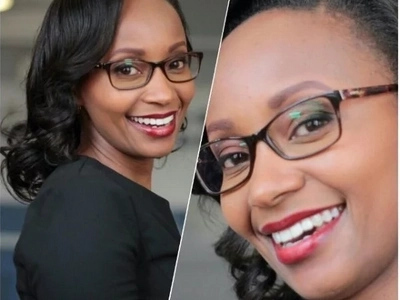 6 photos that bring out NTV's Gladys Gachanja as one of the most beautiful news anchors in Kenya