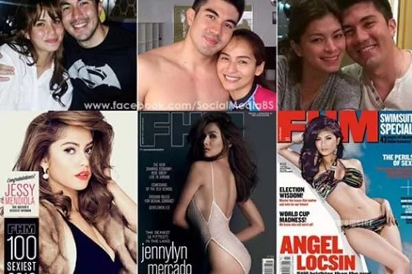 Jennylyn Mercado and Angel Locsin prove that having the same ex does not mean they can't be friends