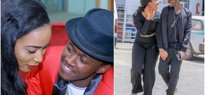 Bahati's prayer Partner continues to inch closer to the wedding ring with a sweet message