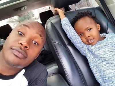 Check out Jaguar's adorable daughter whose just turned 5 (photo)