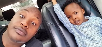 Check out Jaguar's adorable daughter who's just turned 5 (photo)
