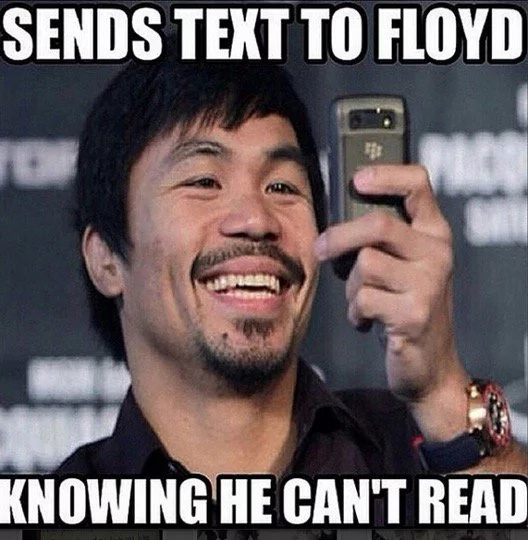 Funniest Pacquiao memes of all time
