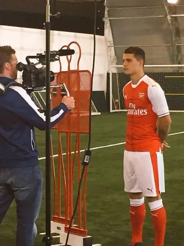 Arsenal makes first summer signing with Granit Xhaka