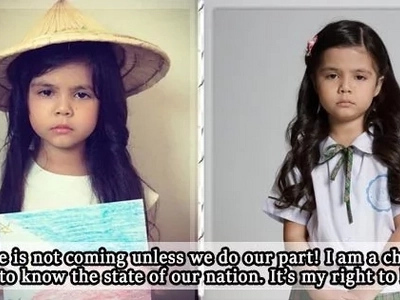 Xia Vigor's has an eye-opening message to Filipino people about the president's State Of The Nation Address