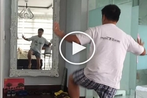 We need to talk about Ogie Alcasid's hilarious dance moves