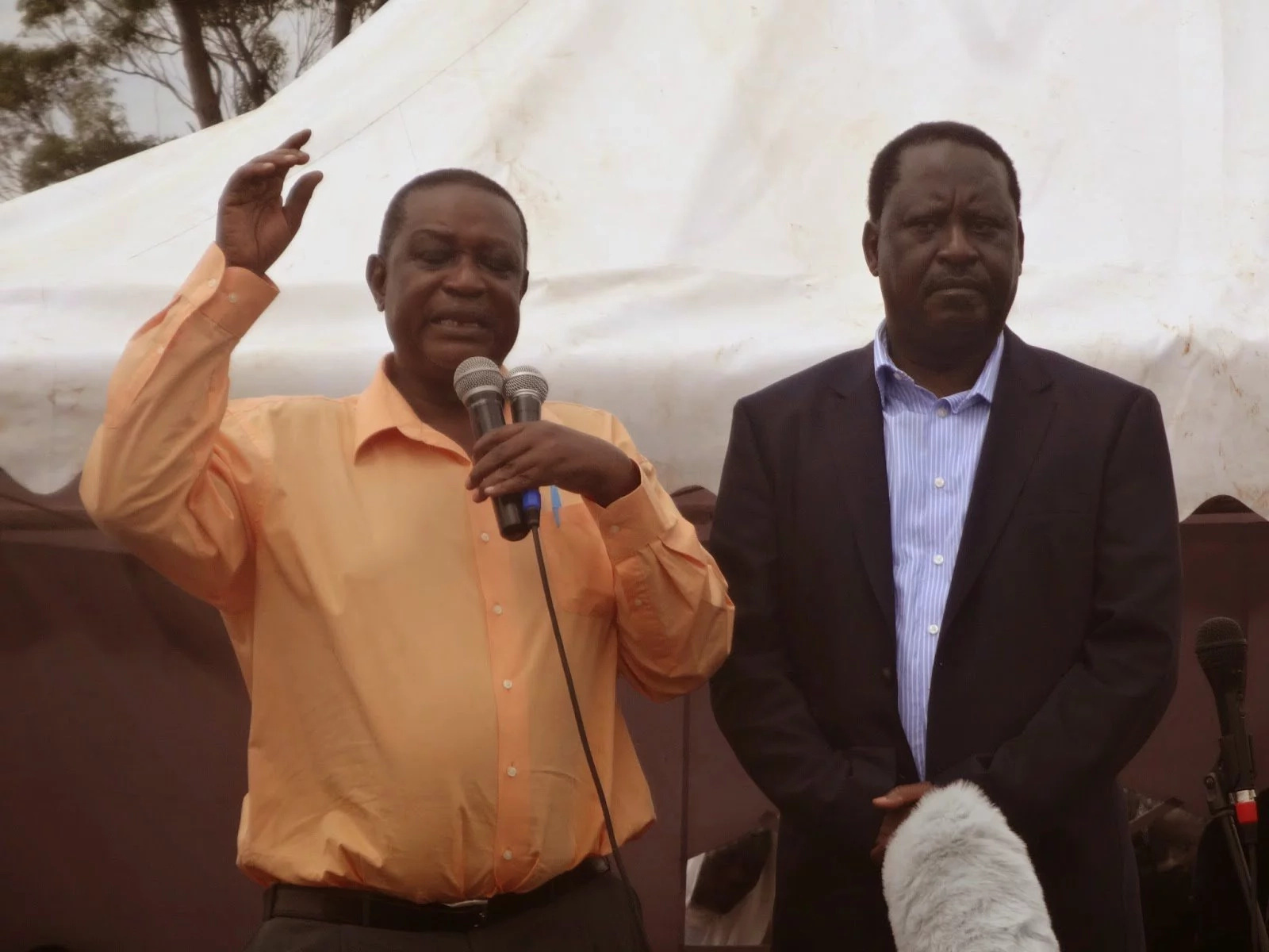 ODM asks ICC to prosecute Nkaissery