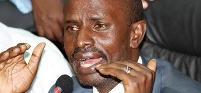 DRAMA as teacher accuses KNUT Secretary-General of sending his wife sweet messages