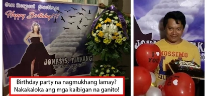 Eto ang mga tunay na kaibigan! Barkada pranks their friend with funeral for his birthday in viral video