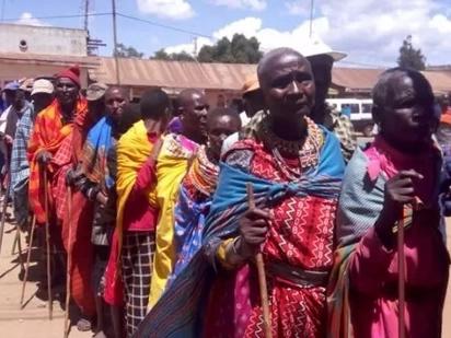 Wenyeji wa kaunti ya Samburu wakwepa vituo vya kupigia kura wasipate laana