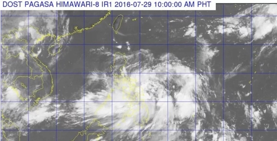 #CarinaPH to hit Bicol region, Eastern Luzon, and Caraga
