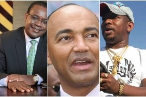 Evans Kidero and Mike Sonko say what they think of Peter Kenneth's entry into Nairobi politics