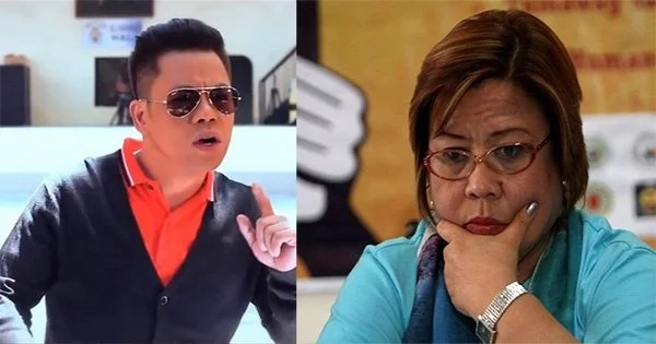 Aguirre says De Lima receives P3M a month as DOJ Sec