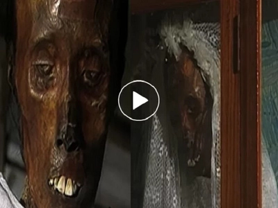 Makapanindig-balahibo! Take a look on the corpse that NEVER decomposes