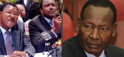 NASA's message to Nkaissery following the shooting dead of MCA and MP aspirant