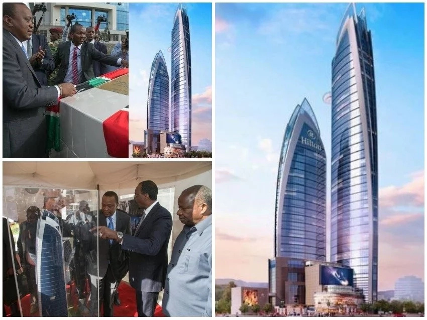 6 refreshing reasons why Africa's tallest skyscraper being built in Nairobi will cost Ksh20 billion (photos)