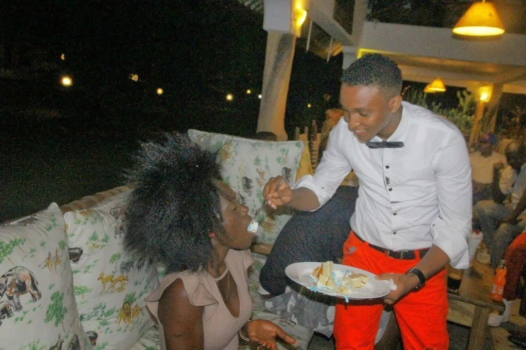 Mombasa artist opens up to rumors he had sex with Kenya's richest female singer Akothee