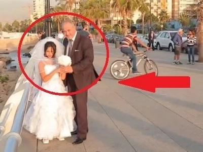 This Old Man Forcefully Married This Young Girl. The Sad Part Is, He Has Her Parent's Permission