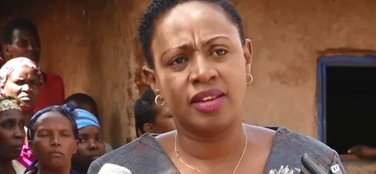 Kenyan man regrets after taunting Muranga Woman Rep Sabina Chege about suspected conman Wazir Benson Chacha