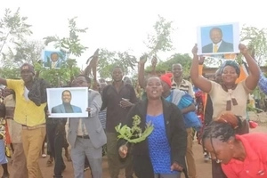 Tharaka Nithi welcomes Raila Odinga after DP Ruto's 'BIG' lie