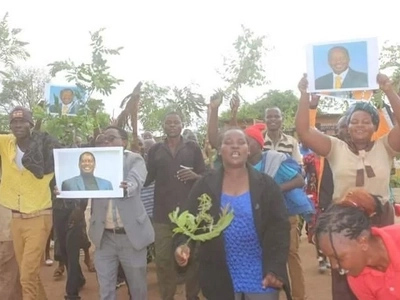 Tharaka Nithi welcomes Raila Odinga after DP Ruto's 'BIG' lie