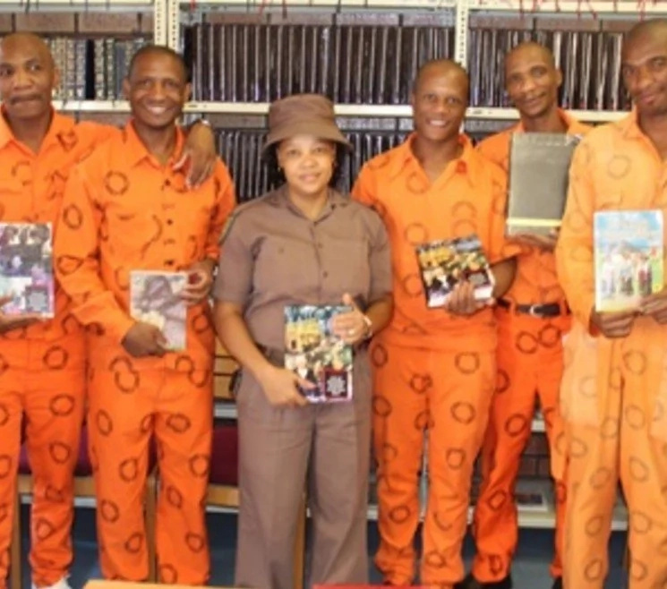 Prisoners being given education so they can finally abandon life of CRIME