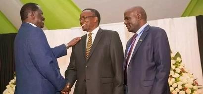Hili ni shambulizi la hivi punde la Raila Odinga kwa IEBC na Jubilee