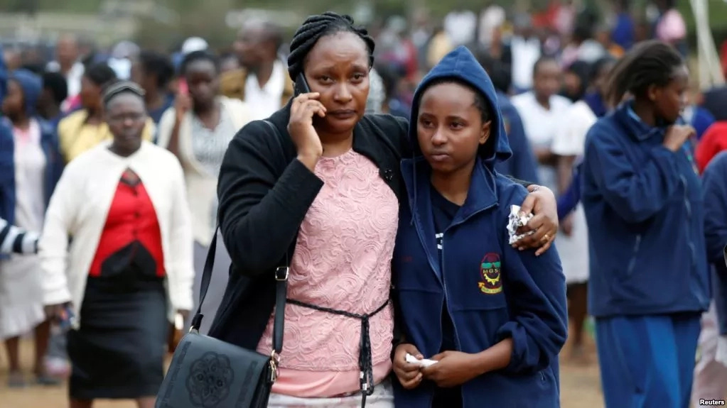 Heartbreaking tribute of a mum who lost her daughter in the Moi Girls tragic inferno