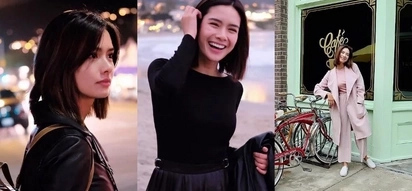Blooming agad agad?! Erich Gonzales glows even more after painful break-up