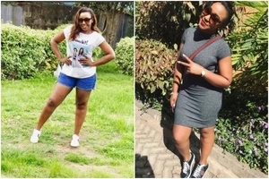 Betty Kyallo excites social media with an ADORABLE photo of her family