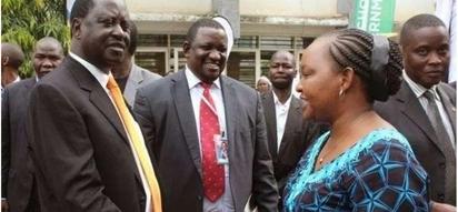 Waiguru, Wamalwa to meet Raila ahead of Devolution conference in Kakamega