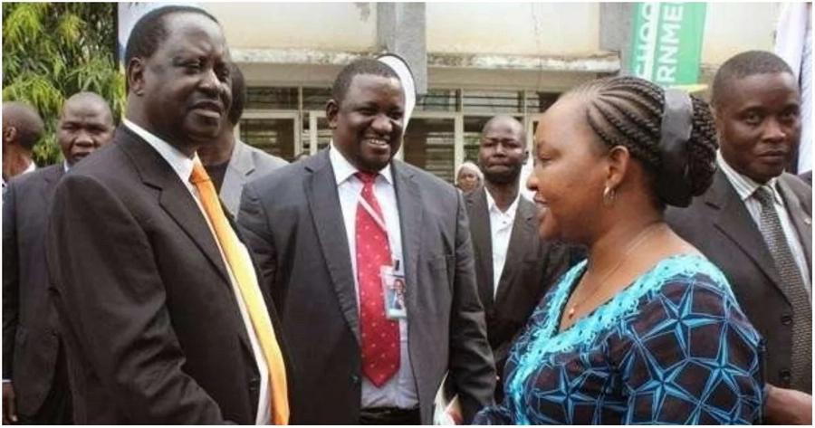 Wamalwa, Waiguru wakutana na Raila kabla ya kongamano la ugatuzi kuandaliwa Kakamega