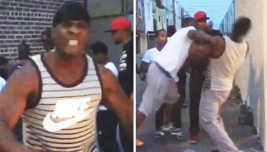 "Man Gets Punched In Face After Telling Guys He Will ""F*ck Your Wife"" (Video)"