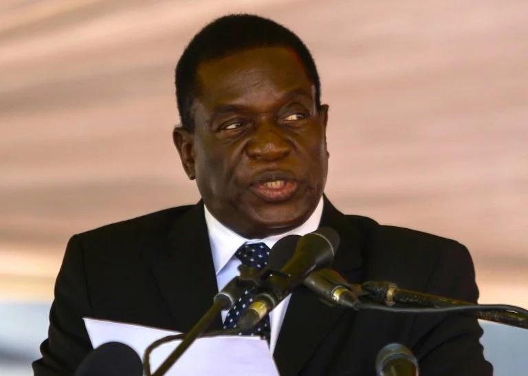 Revealed! Why Zimbabwe's new president remains under US sanctions