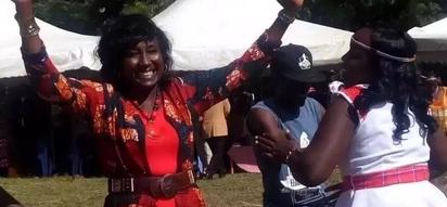 Gladys Shollei apata PIGO la kisiasa baada ya kufungiwa nje