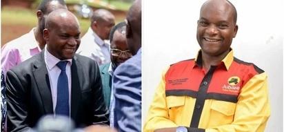 Naibu gavana wa Kirinyaga anaswa kwenye video akishiriki ngono na mke wa wenyewe