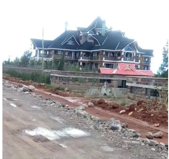 After Kanyari, another controversial pastor shows of his multi-million palace