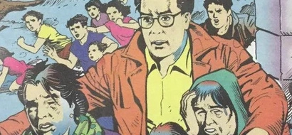 Roxas Thanks Supporters For Comic Book on Yolanda