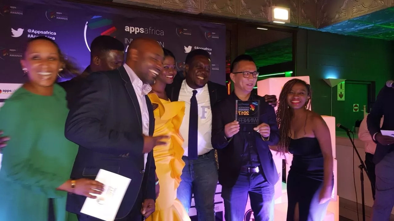 BOOMPLAY MUSIC WINS 'BEST AFRICAN APP' AWARD AT THE APPS AFRICA INNOVATION AWARDS 2017