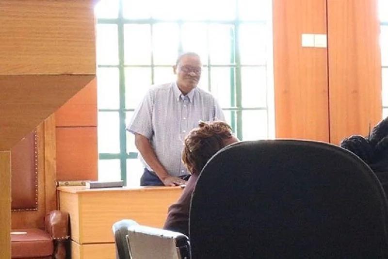 Shahidi Kisumu azuiliwa kwa kumwita wakili wa kike 'my dear'