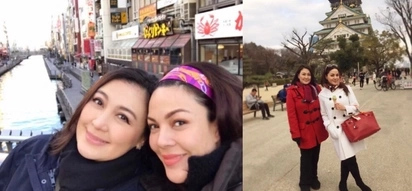 To the woman who spices up her life: KC Concepcion greets mom Sharon Cuneta the sweetest way imaginable